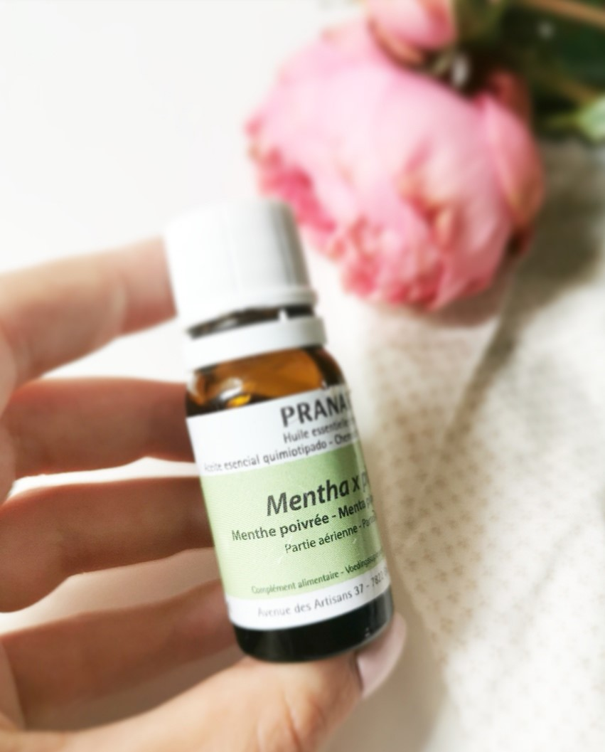 Comment utiliser l'huile essentielle de Menthe poivrée